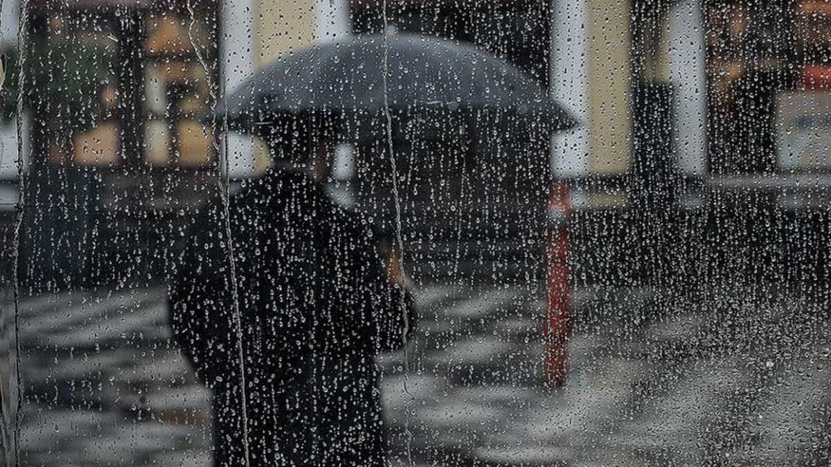 Meteoroloji'den 4 ile uyarı... Sağanak yağış geliyor!
