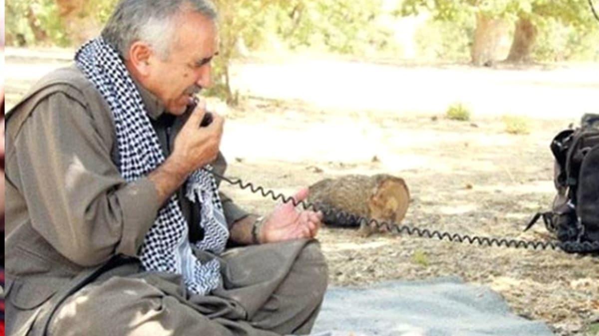 PKK elebaşı itiraf etti: Yeni taktikler geliştirmezsek hepimiz imha olacağız