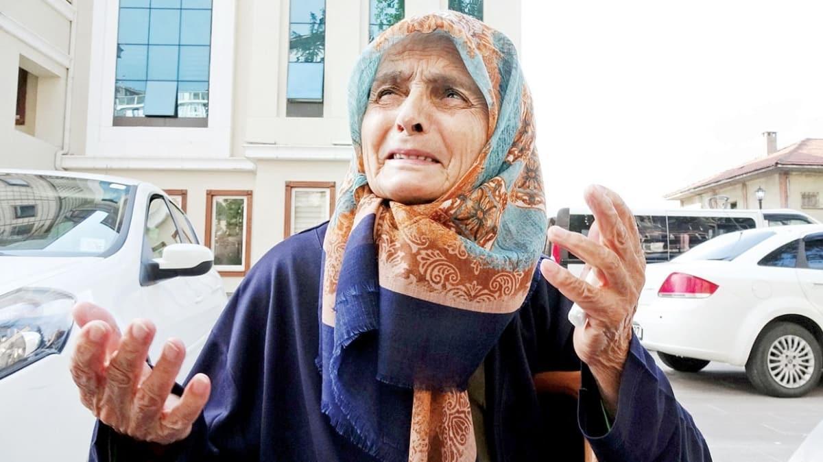 Kahreden vicdansızlık! 87 yaşındaki annesini döverek sokağa attı