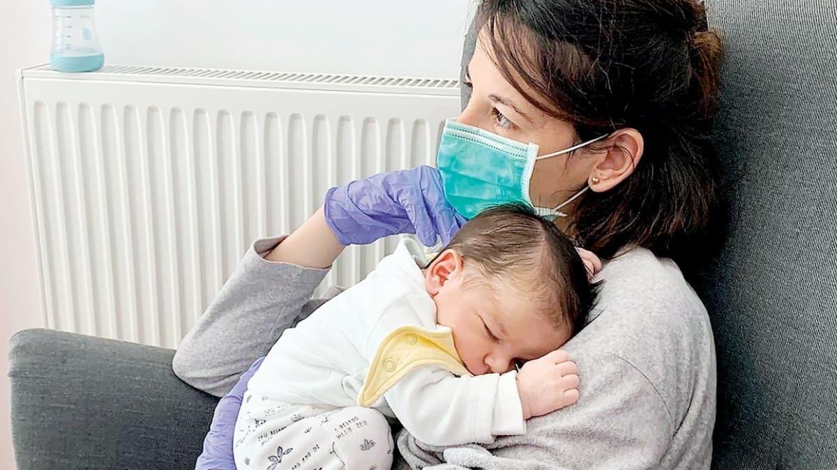120 bebekle araştırma yapıldı! Emziren anneler virüs bulaştırmıyor