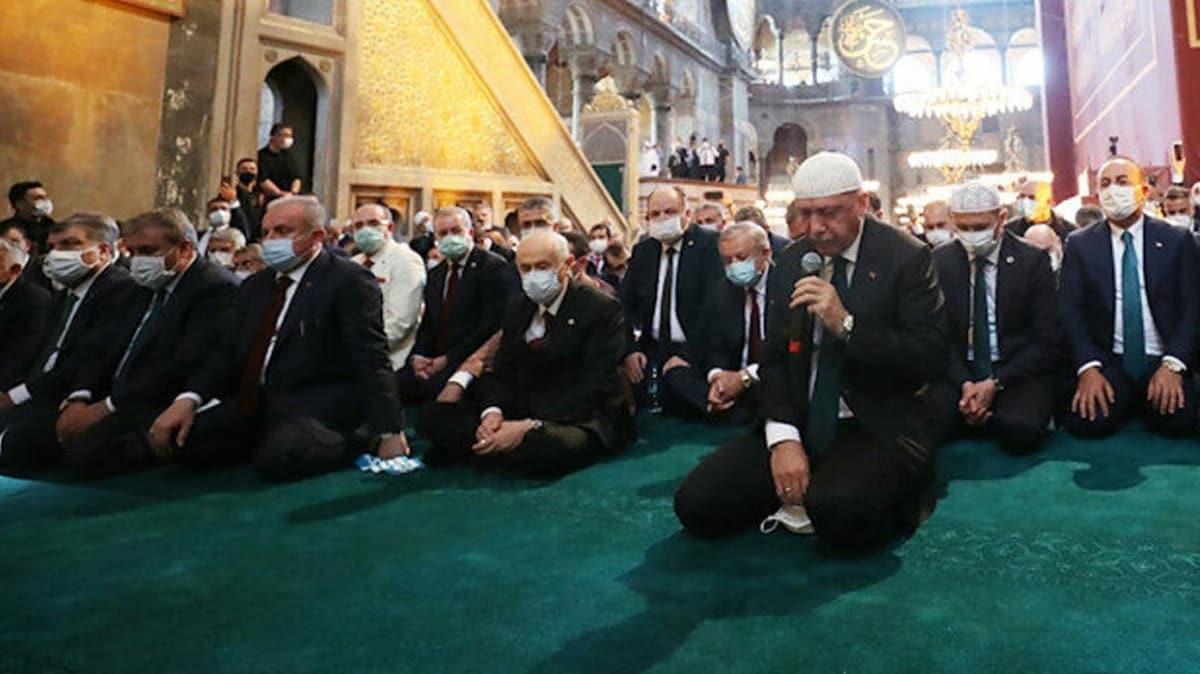 ABD'li yazar Louis Fishman: Erdoğan'ın Kur'an okuması ile ürperdim, kimse bunu küçümseyemez