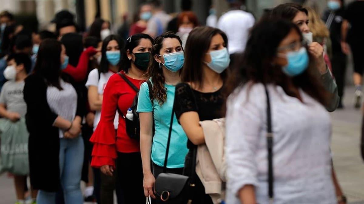 Portekizli bilim insanları açıkladı... Koronavirüsü etkisizleştiren maske iddiası