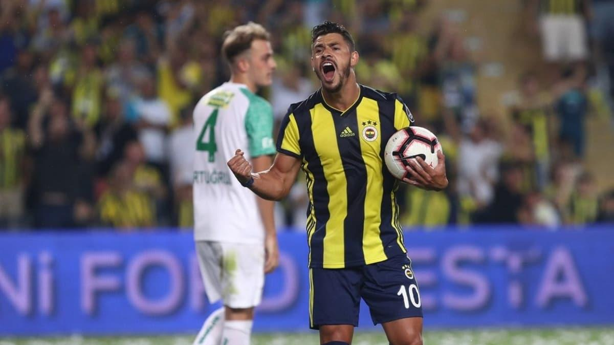 Giuliano, Al-Nassr'la ilişiğini kesmesi halinde Fenerbahçe'ye imza atacak