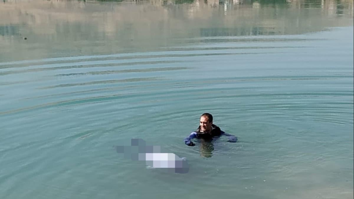 Malatya'da bir kişi gölette ölü bulundu