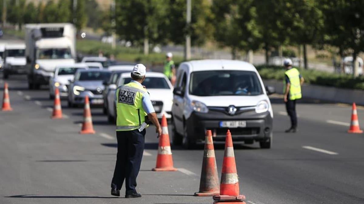 Bakanlık 81 ile gönderdi: Kurban Bayramı trafik tedbirleri