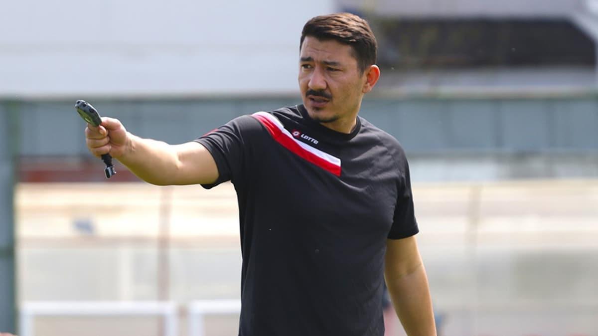 Boluspor'da teknik direktör Fırat Gül ile yollar ayrıldı