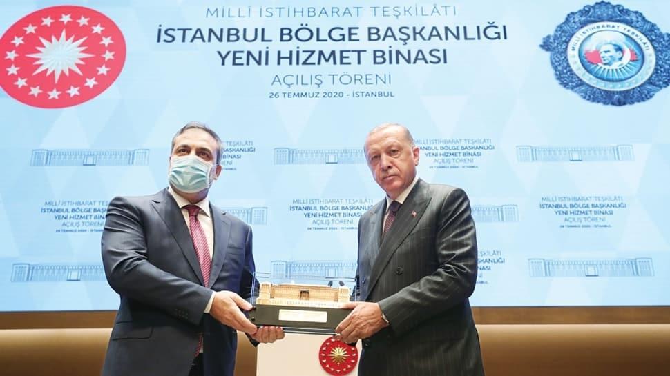 'İstanbul'un Türk toprağı olmasını sindiremediler'