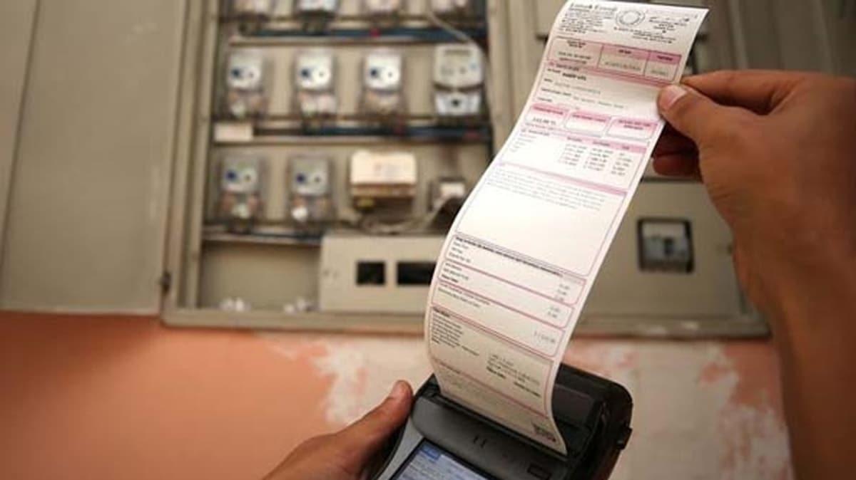Elektrik faturalarında 'yeşil' işaret uygulaması 1 Ağustos'ta devreye alınacak