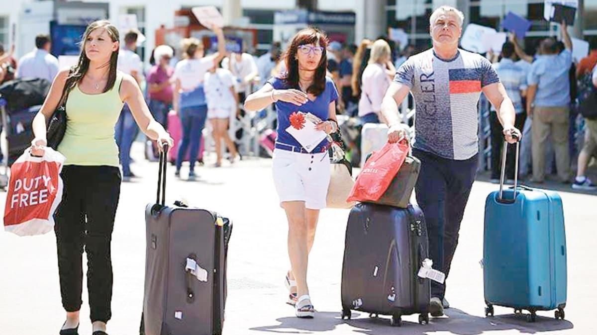 Rus turizminde Türkiye sevinci