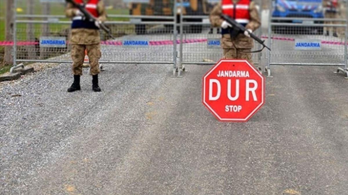 Şanlıurfa'da 277 ev karantinaya alındı