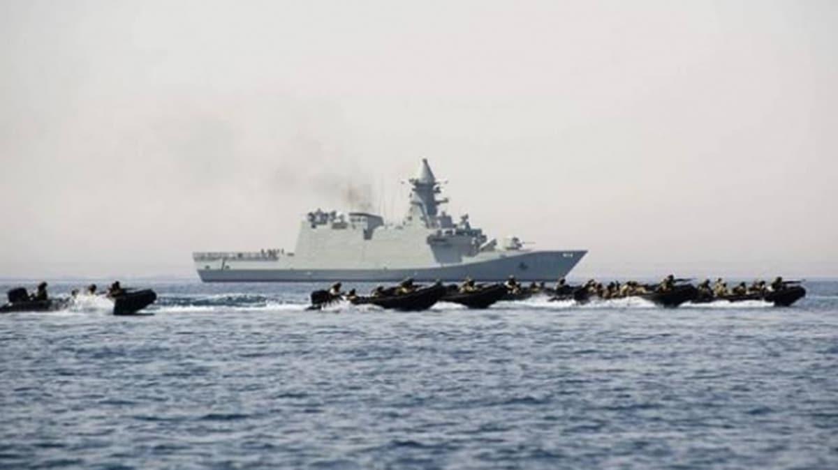 Mısır'ın gözdağı güldürdü: Fransa ile ortak deniz tatbikatını sahte fotoğraf ile duyurdu