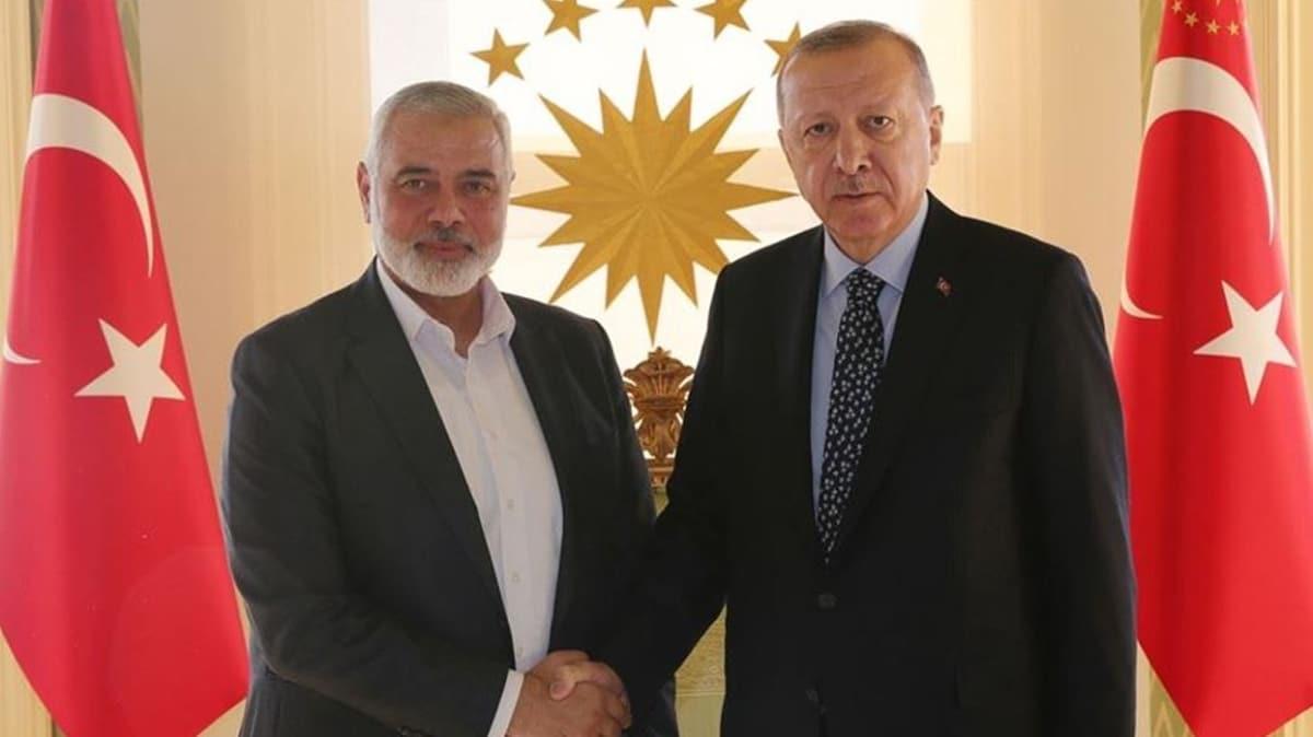 Heniyye'den Başkan Erdoğan'a Ayasofya tebriği