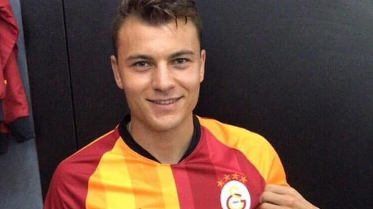'Galatasaray'a çok heveslenmiştim'