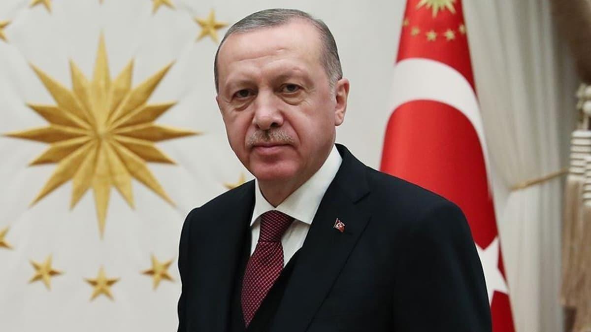 Başkan Erdoğan 'Hasat Bayramı'nı kutladı