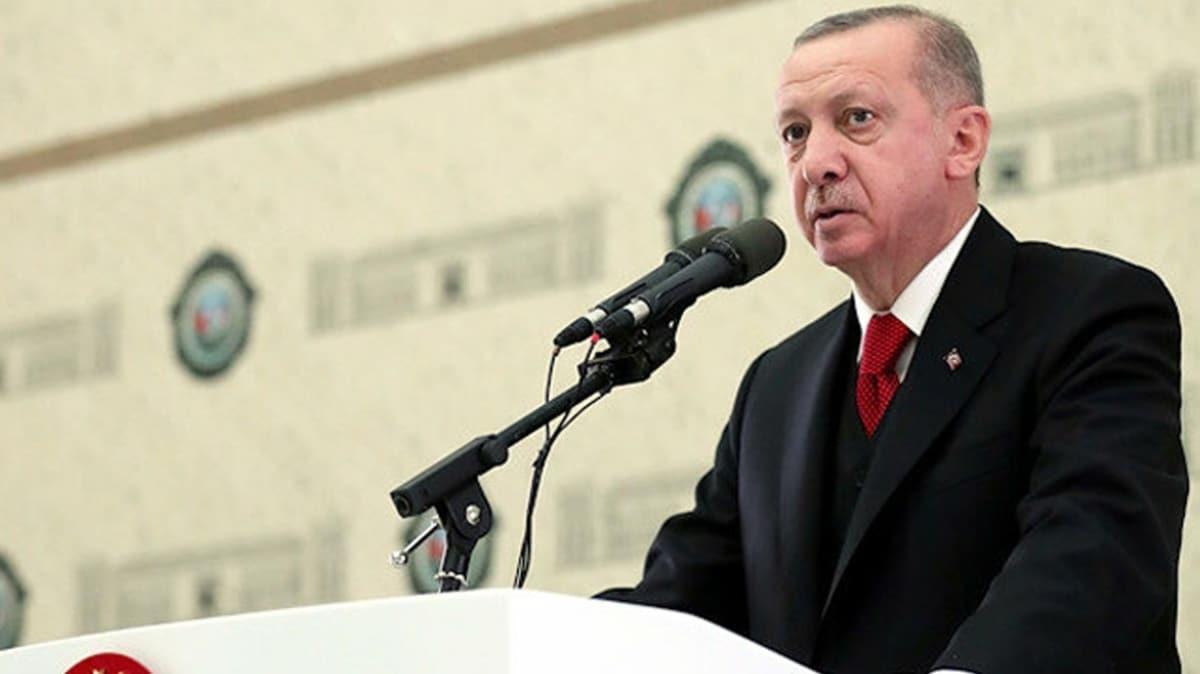 Başkan Erdoğan: İstihbarat bizim kilit silahımızdır