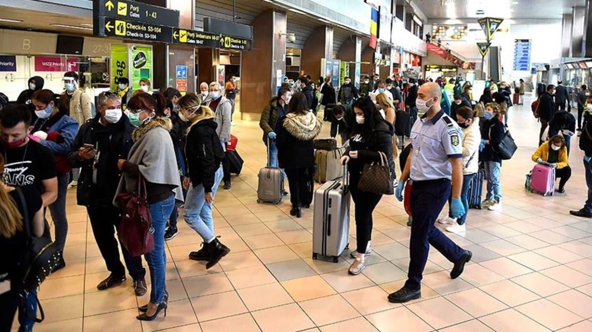 Romanya, Türkiye'yi koronavirüste riskli ülkeler listesinden çıkardı