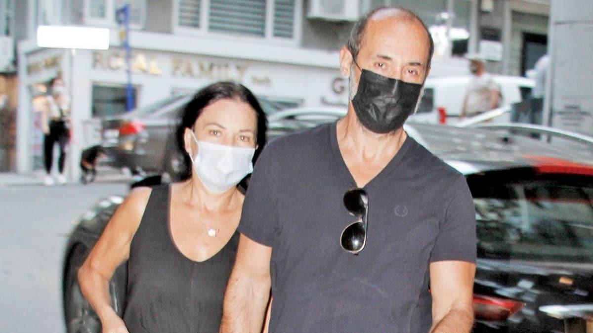 Şenay Gürler ve sevgilisi Semih Saygıner: Dışarıya yeni alışıyoruz