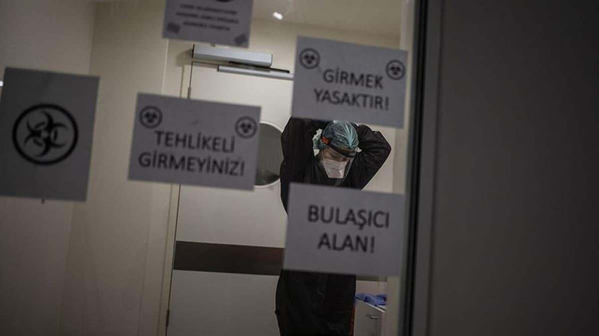 Son dakika: Bakan Koca Türkiye'nin günlük koronavirüs tablosunu paylaştı