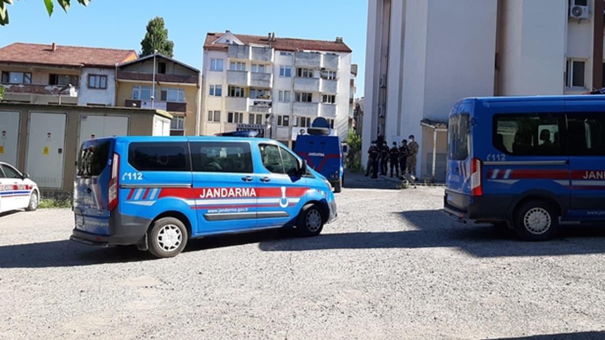 Zonguldak'ta 2 ceset toprağa gömülü bulundu