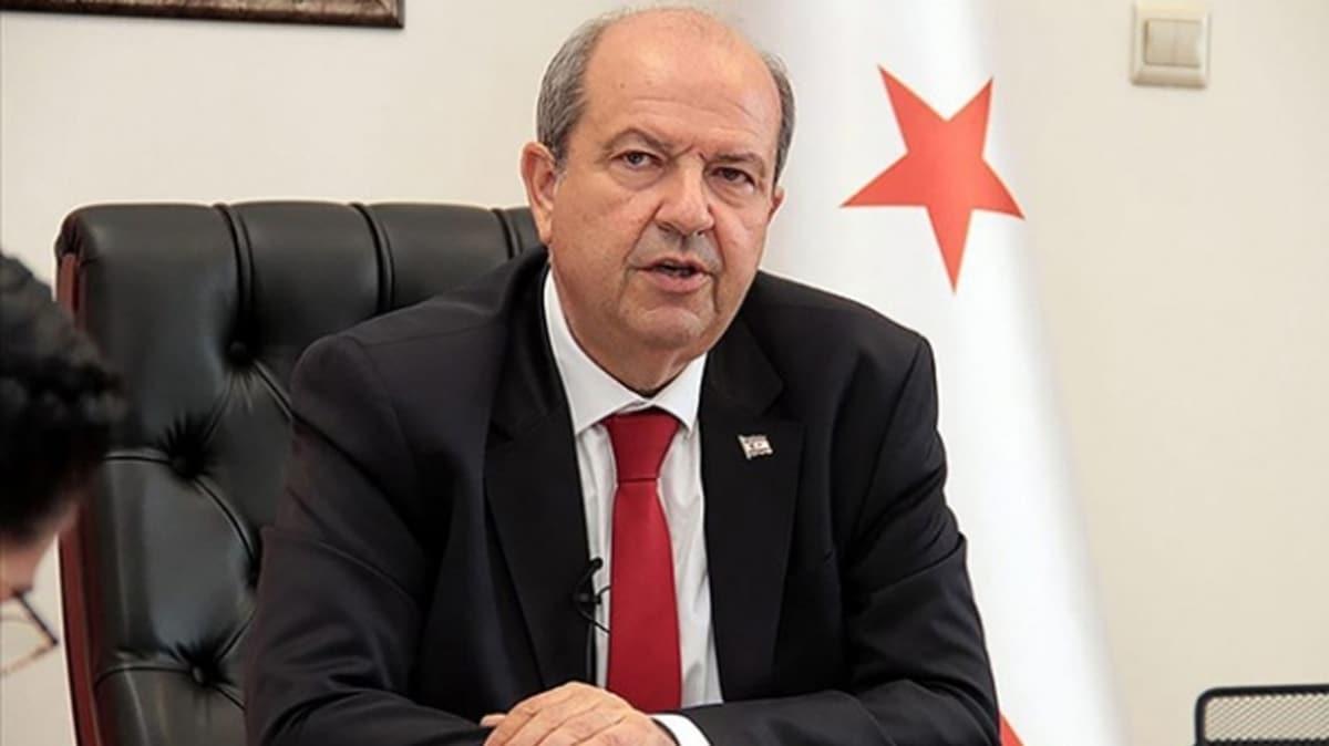 KKTC Başbakanı Tatar: Türkiye'miz ile aramızı açma çabalarına asla izin vermem