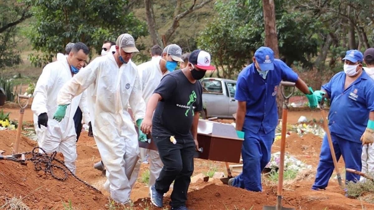 Brezilya ve Hindistan'da Kovid-19 salgınında son durum
