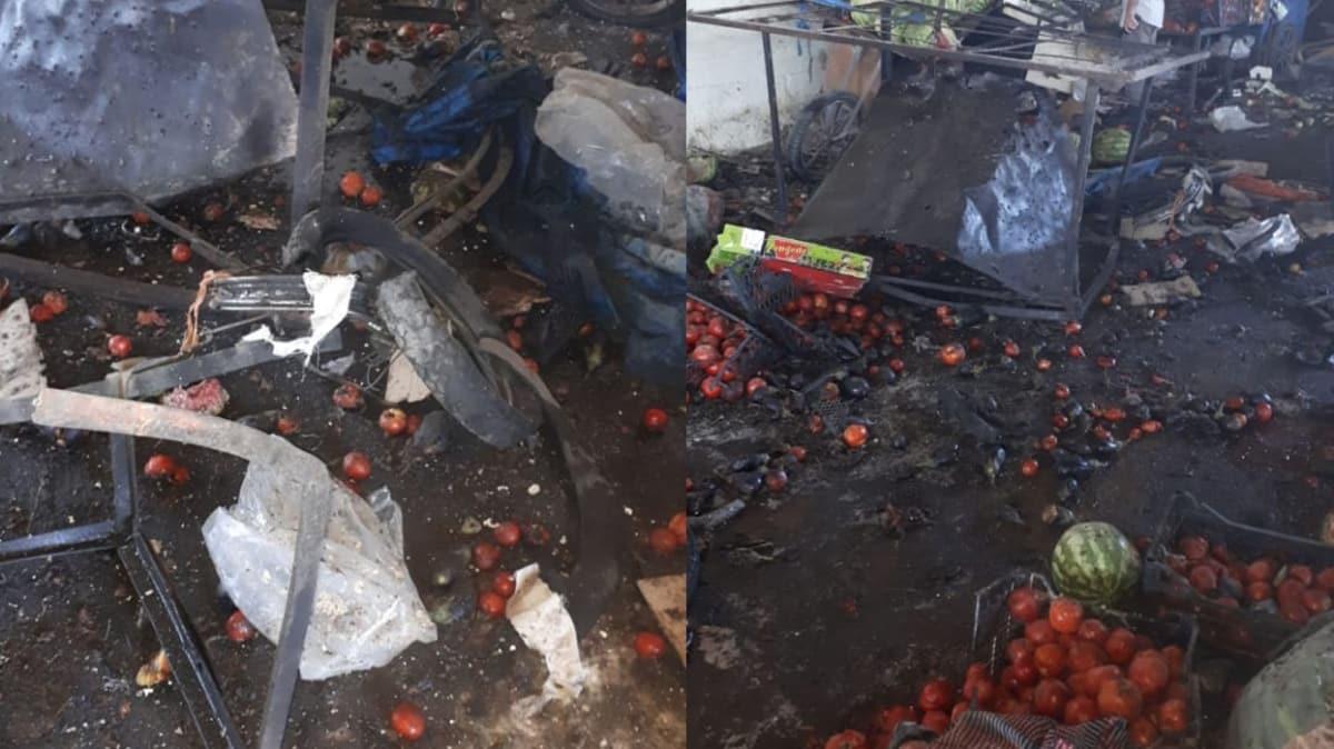 Terör örgütü PKK/YPG sivilleri hedef aldı! Ölü sayısı 8'e yükseldi