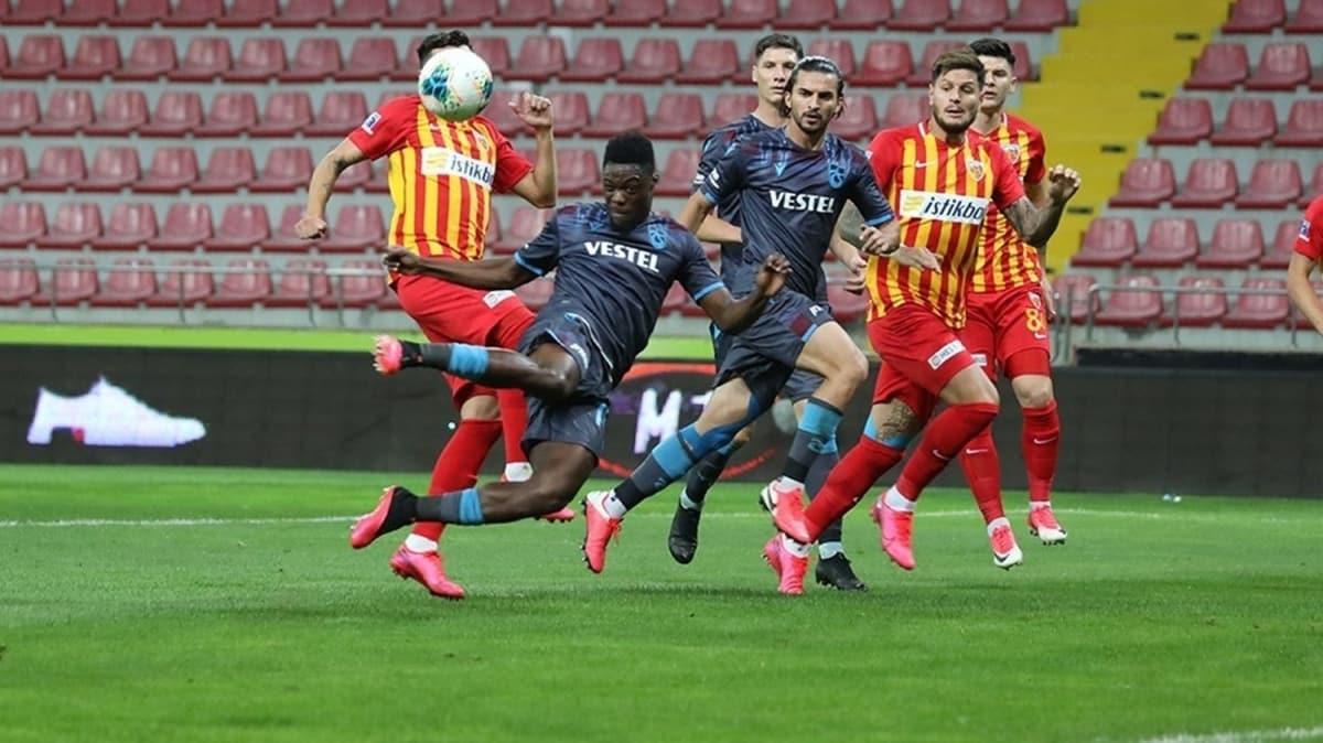 Trabzonspor son 9 sezonun en yüksek puanına ulaştı