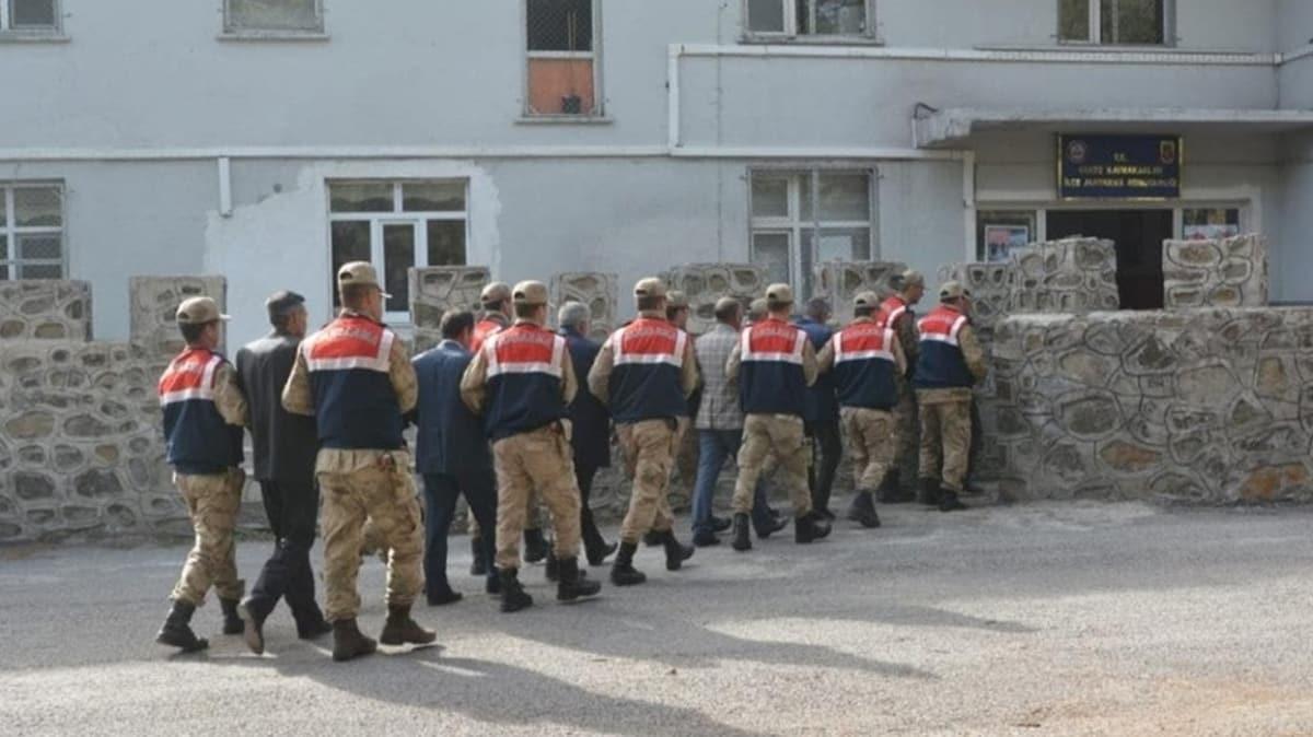 İçişleri Bakanlığı: Jandarma Binbaşı Arslan Kulaksız'ı şehit edenler şehadetinin 5'inci yıl dönümünde yakalandı