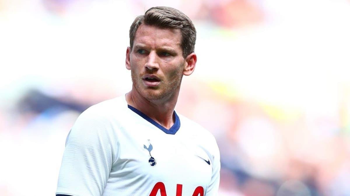Jan Vertonghen, Tottenham'dan ayrıldığını açıkladı