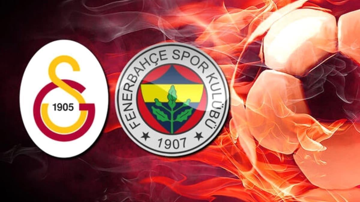 Galatasaray ve Fenerbahçe'den 4X4'lük kapışma