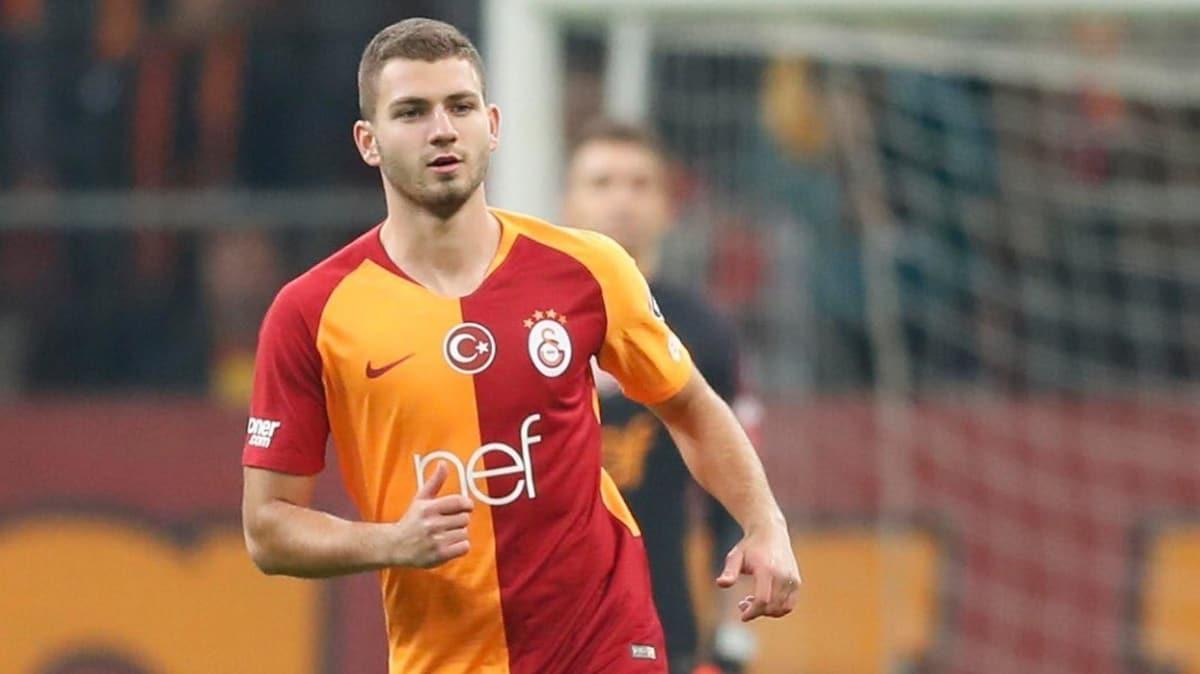 Menemenspor, Galatasaray'dan Gökay Güney'i transfer etti