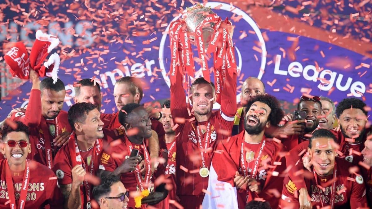 İngiltere Premier Lig'de 2019-20 sezonunda birçok rekor kırıldı