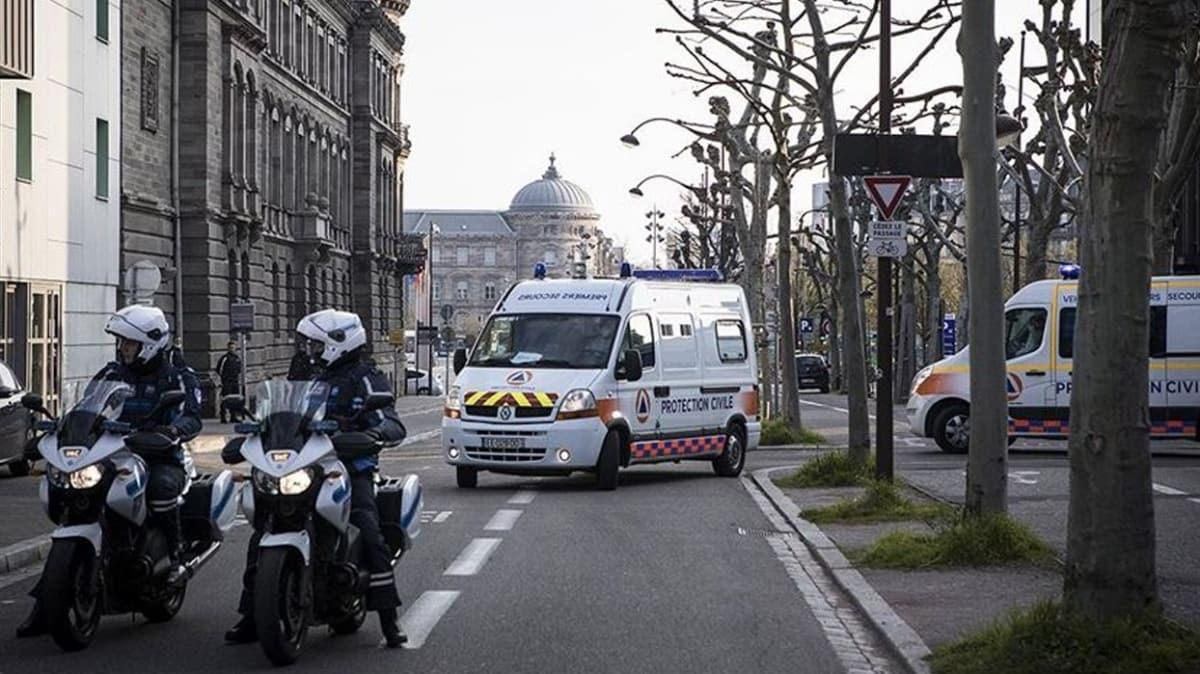 Fransa'da koronavirüsten ölenlerin sayısı 30 bin 209'a yükseldi