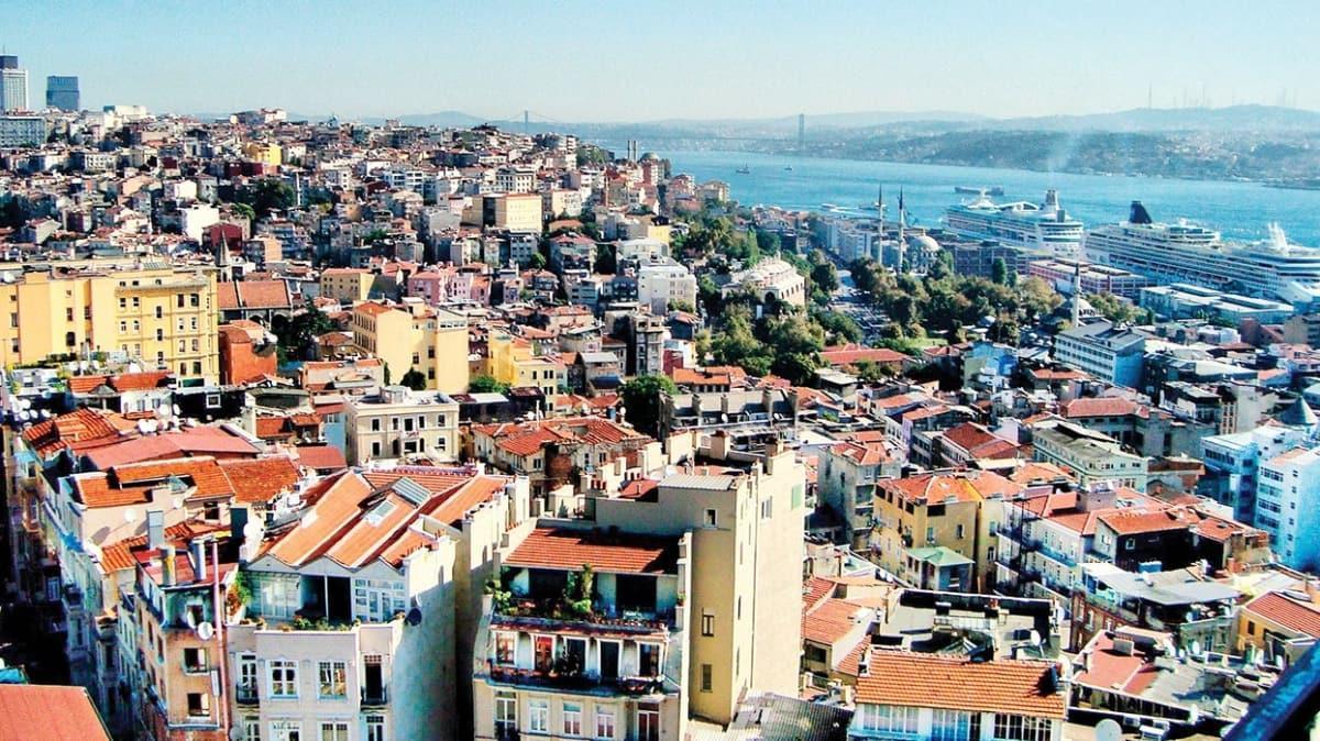 İstanbul'da 3.5 milyon kişi 40 yıllık binada oturuyor