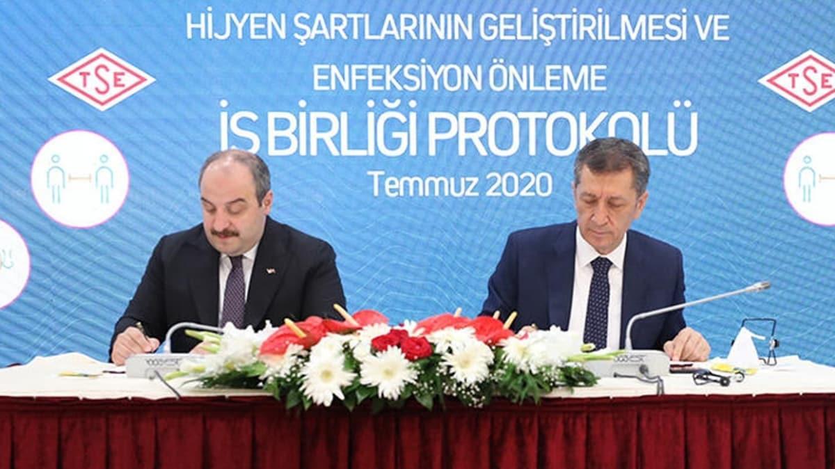 MEB ve Sanayi Bakanlığı arasında iş birliği protokolü imzalandı! Okullarda yeni dönem başlıyor