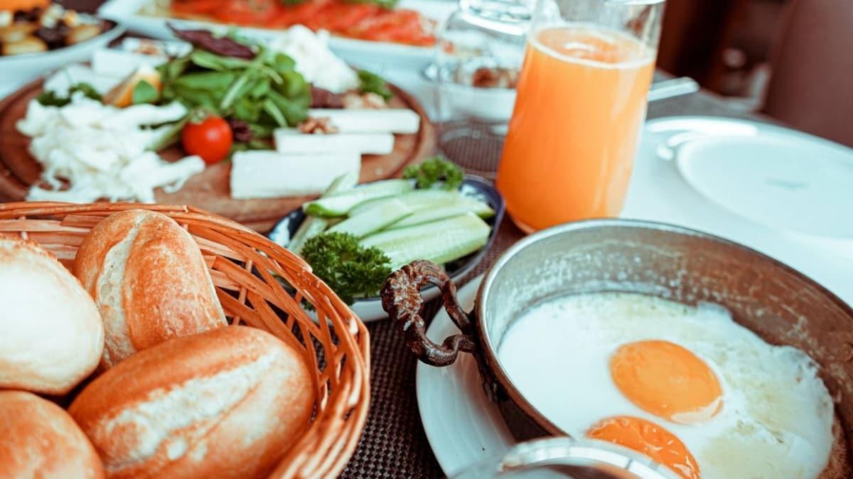 Kalp ve diyabet hastalığı için kahvaltı şart!