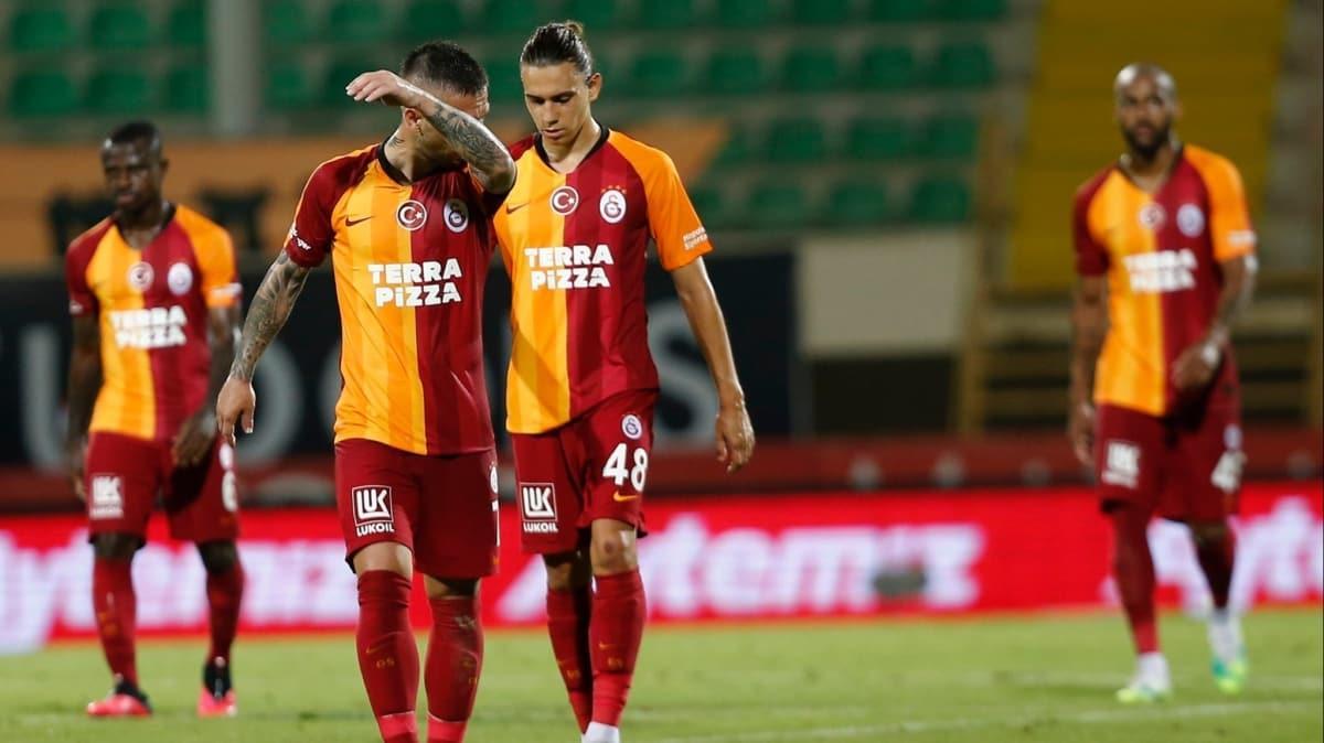 Galatasaray'da sponsor kaybı çok büyük olacak