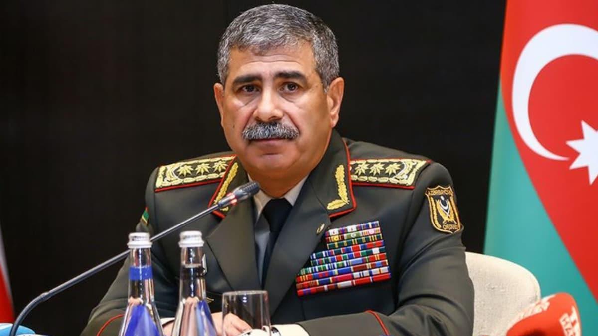 Azerbaycan'dan şehit olan askerler için taziye mesajı