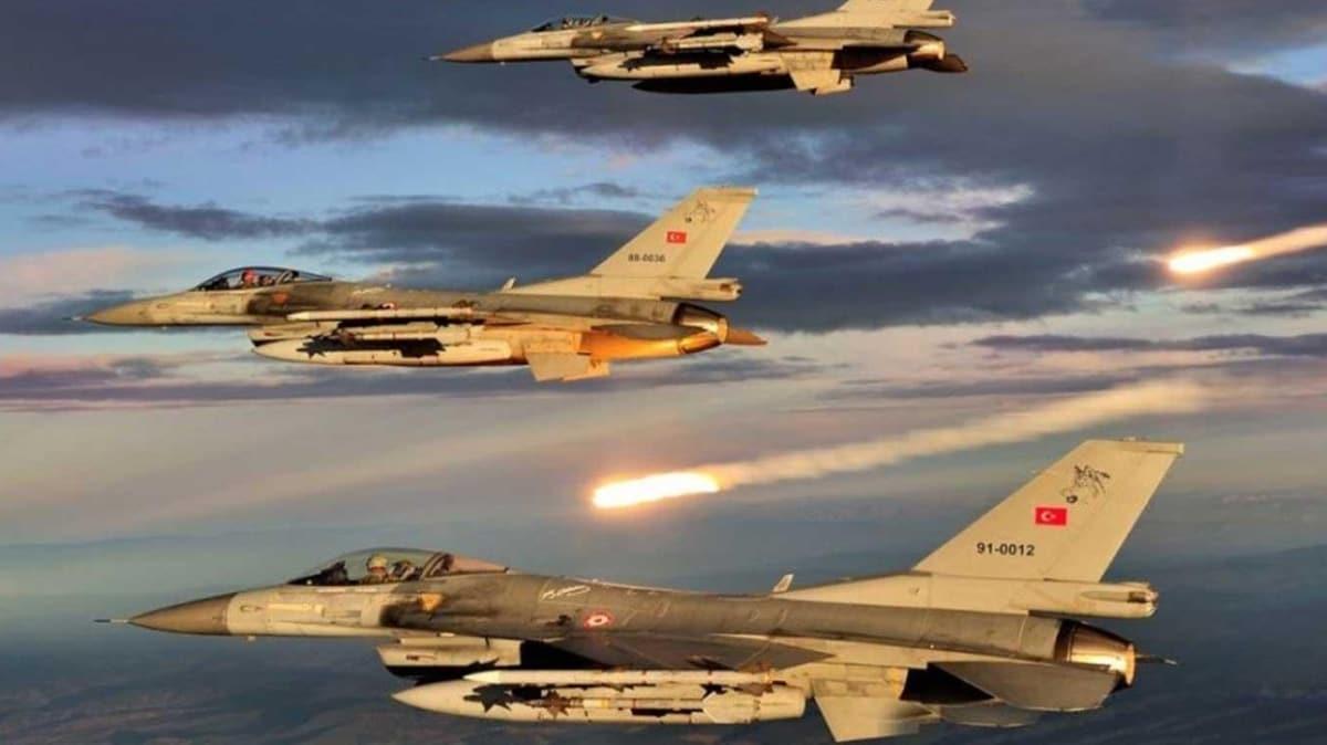 TSK ve MİT'ten ortak operasyon: 2 terörist etkisiz hale getirildi
