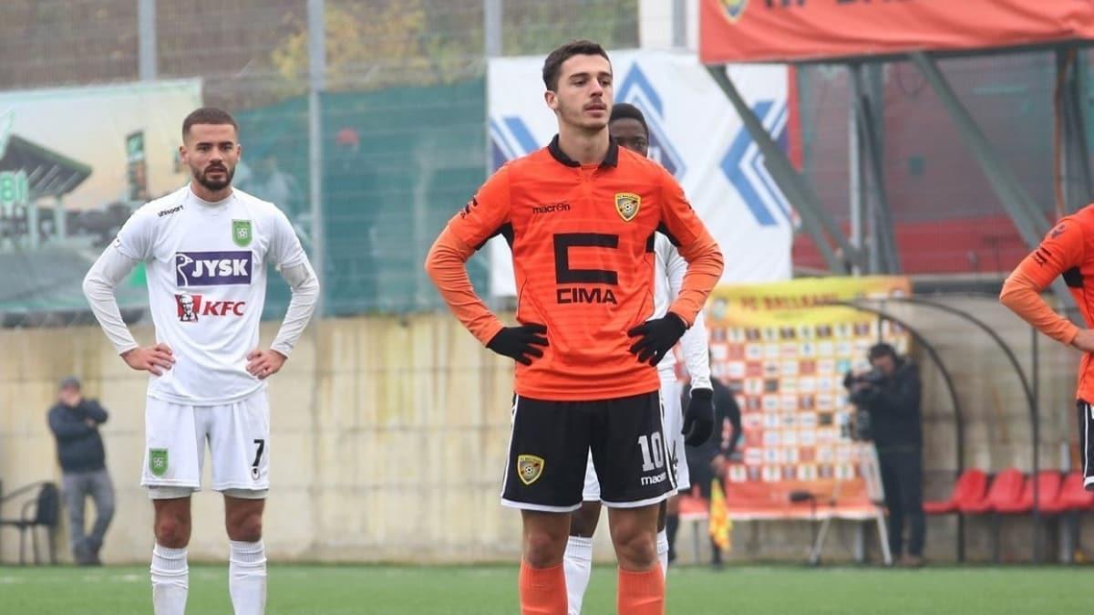 Galatasaray ve Beşiktaş, Kosovalı 10 numara Blend Baftiu'nun peşinde