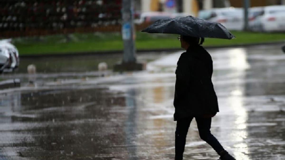 Meteoroloji'den Karadeniz ve Doğu Anadolu için sağanak uyarısı
