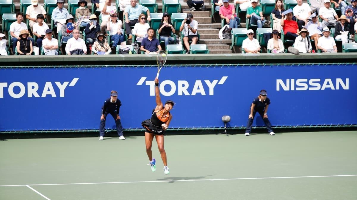 Pan Pasifik Açık Tenis Turnuvası iptal edildi