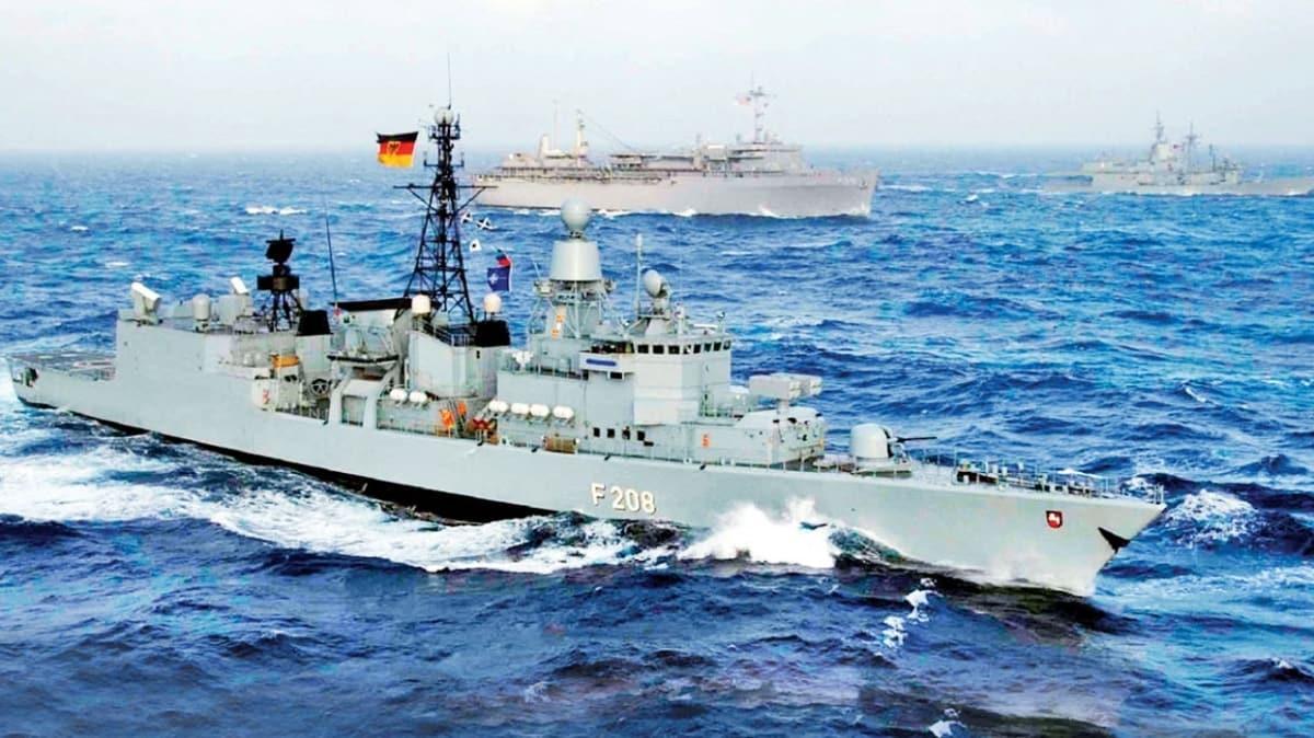 Alman da Libya'ya asker gönderiyor