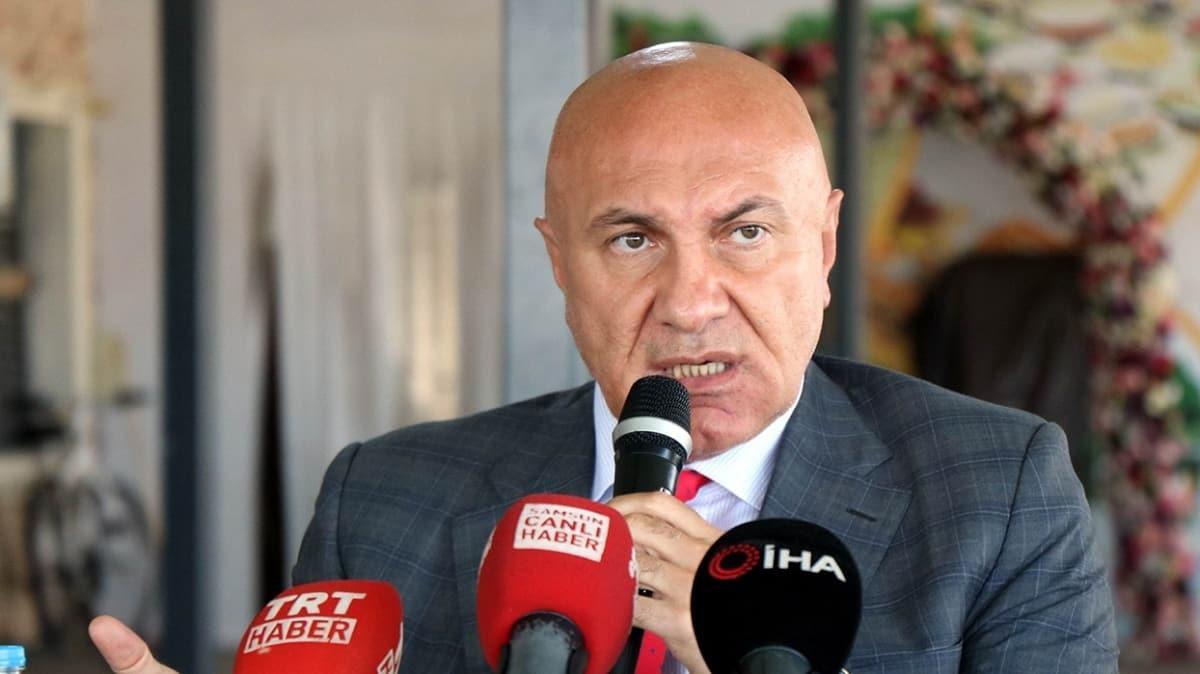 """Samsunspor Başkanı Yüksel Yıldırım: """"Yeniden bu takımı efsane hale getirmeyi planlıyorum"""""""