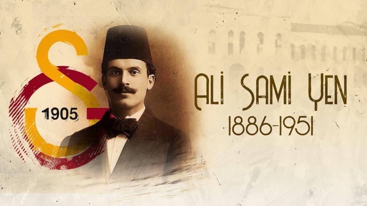 Galatasaray'ın kurucusu Ali Sami Yen, vefatının 69. yıl dönümünde anılıyor