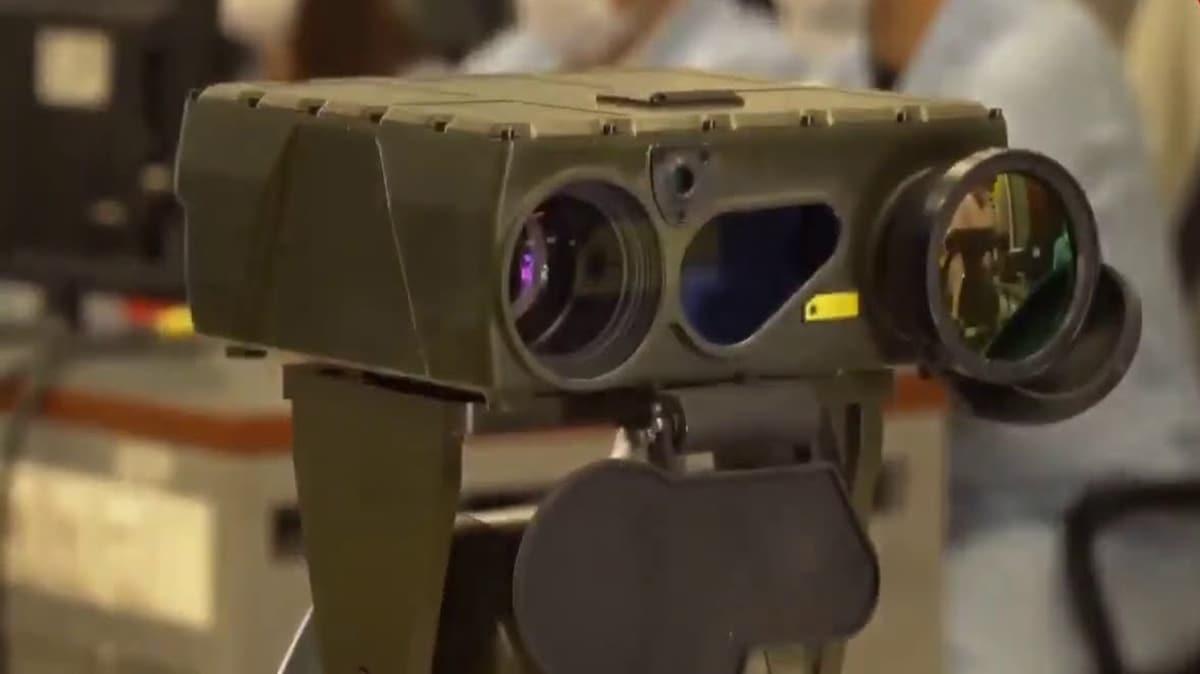 Şahingözü-OD Termal Kameraların ilk teslimatı yapıldı