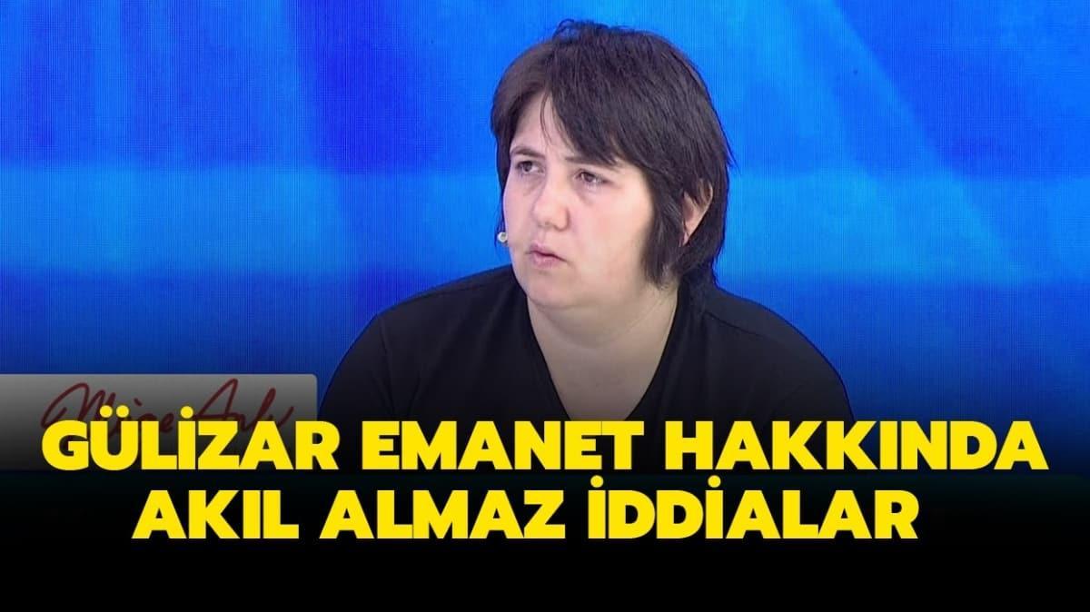 """Şiar Kılıç'ın annesi Gülizar Emanet neler söyledi"""" Müge Anlı Gülizar Emanet kimdir"""""""