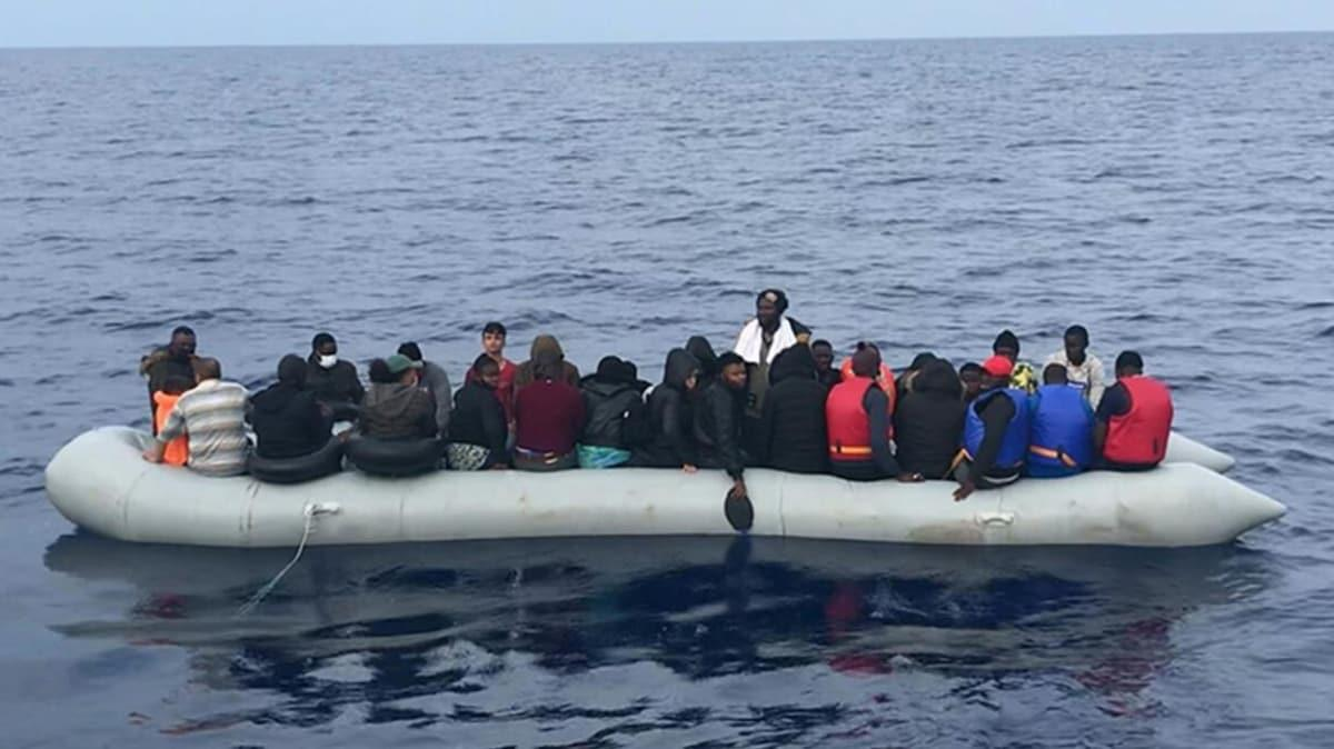 Tunus'ta bir haftada 69 düzensiz göç girişimi engellendi