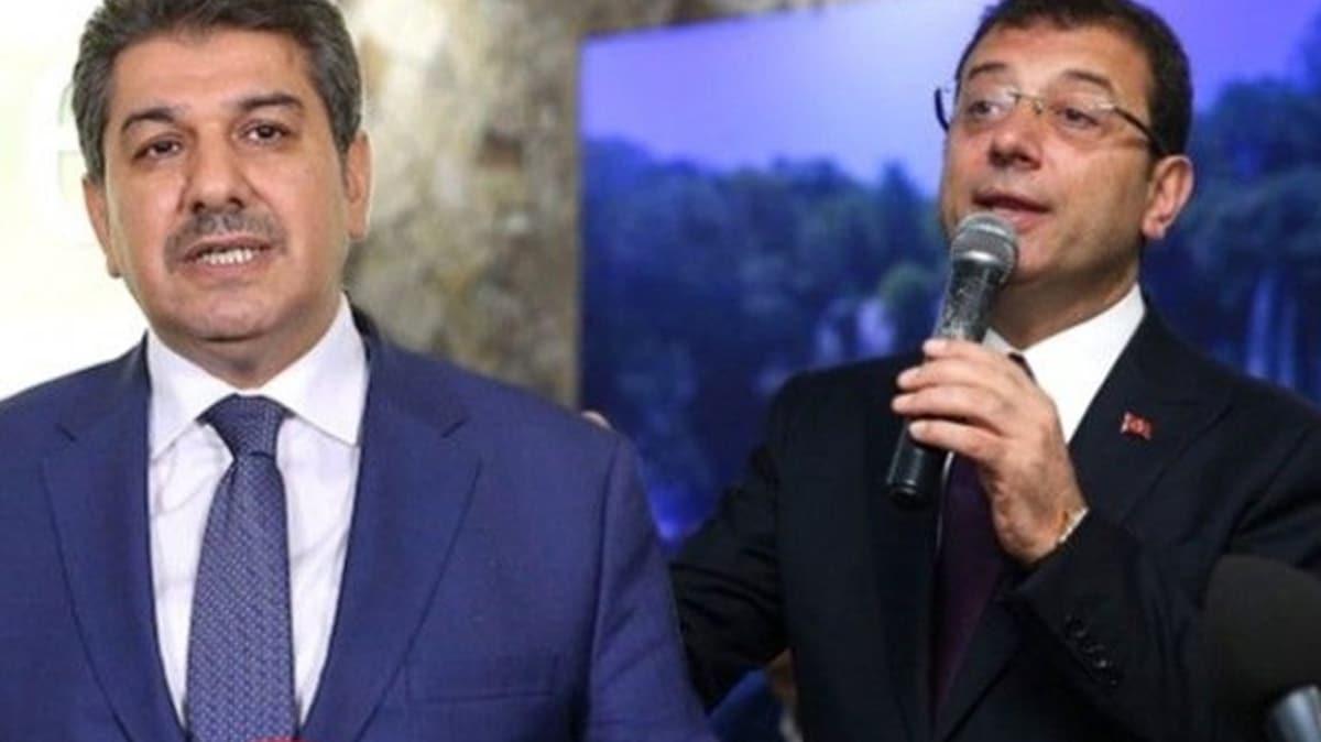 İmamoğlu'nun İstanbul karnesi... Tevfik Göksu: İstanbul'u felakete ...