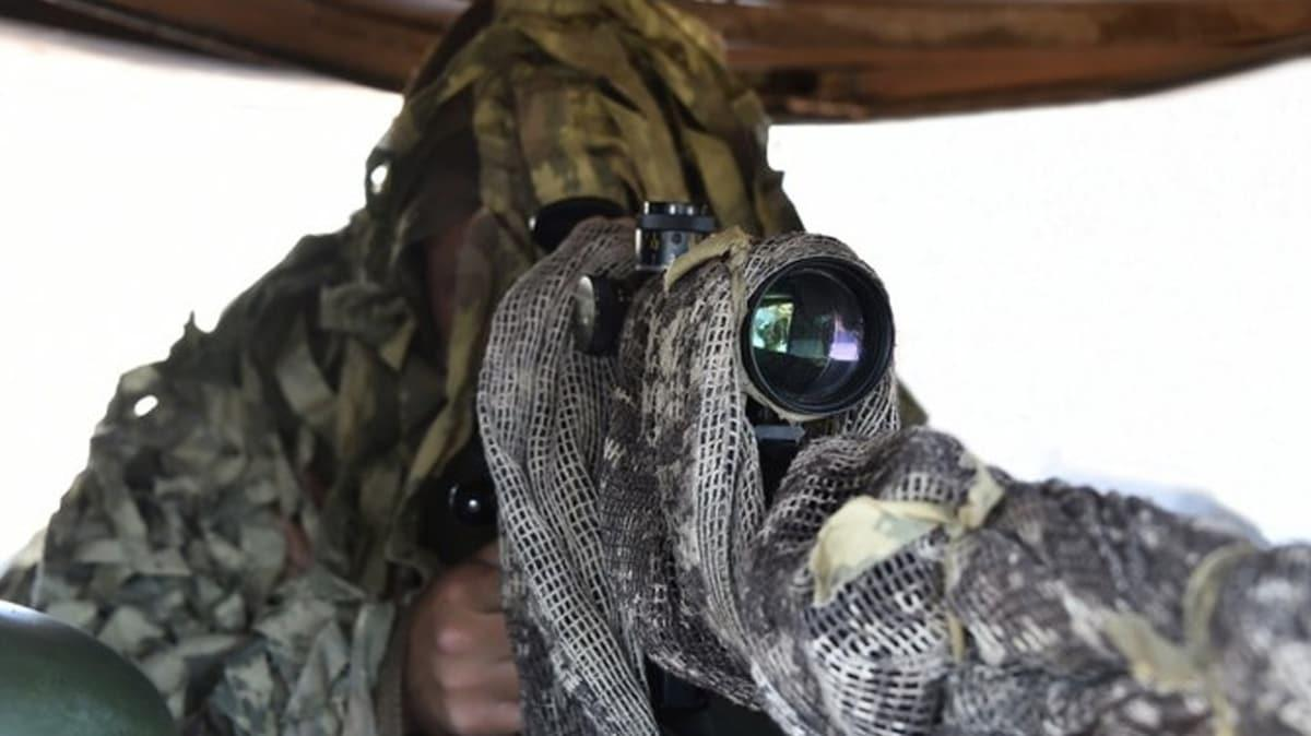 3 PKK'lı terörist öldürüldü